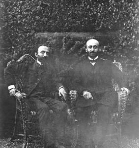 Չօպանեան Կոմիտասի հետ - Օգոստոս 1917