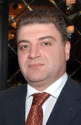 Mr. Vahagn Melikian, Ambassador of Armenia in Argentina