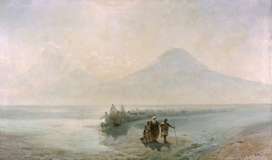 Mt  Ararat and a Severe Warning to Mankind: Beyond Politics