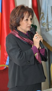 Տիկ. Անի Թորանեան