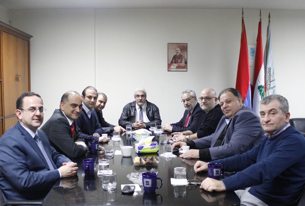 Միջ Կուսակցական