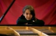 Դաշնակահարուհի Լաուրա Գալստեան՝ Հռոմի Երաժշտական Մրցոյթի Յաղթող