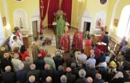 Վերաօծուեցաւ Ջաւախքի Խաշուտ-Աբաթխեւ Գիւղի Վերանորոգուած Եկեղեցին