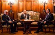 Հայաստանի, Ռուսիոյ եւ Ազրպէյճանի ԱԳ Նախարարներու Հանդիպումը Կայացած է
