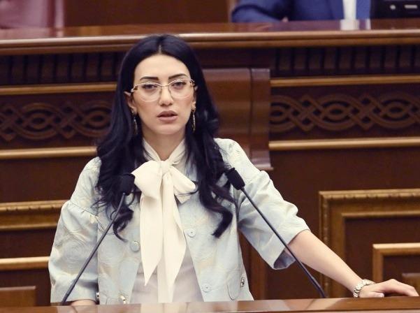 Arpine Hovhanisyan PACE Vice President