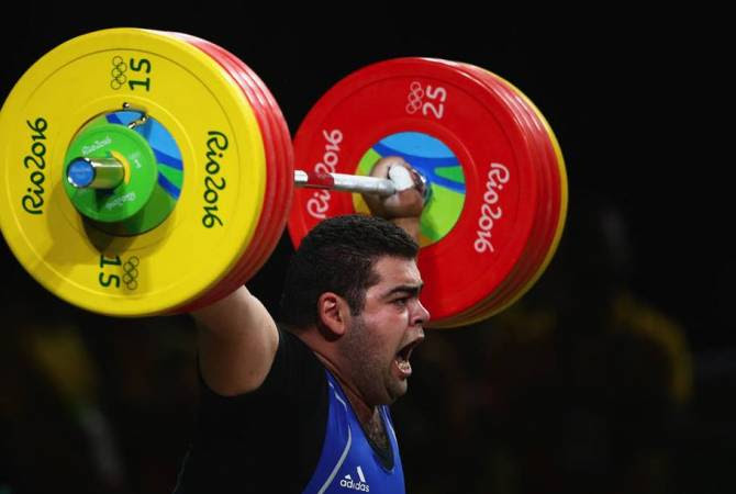 Weightlifter Gor Minasyan named champion of World Student Games