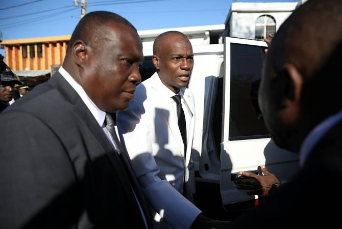 Haitian President Survives Ination Attempt