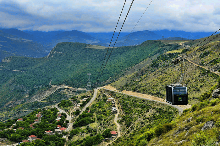 armenia tourism 2018