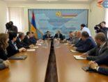 Nikol Pashinyan presented Suren Papikyan