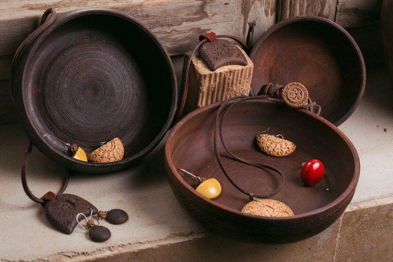 Armenian ceramics sisian clay